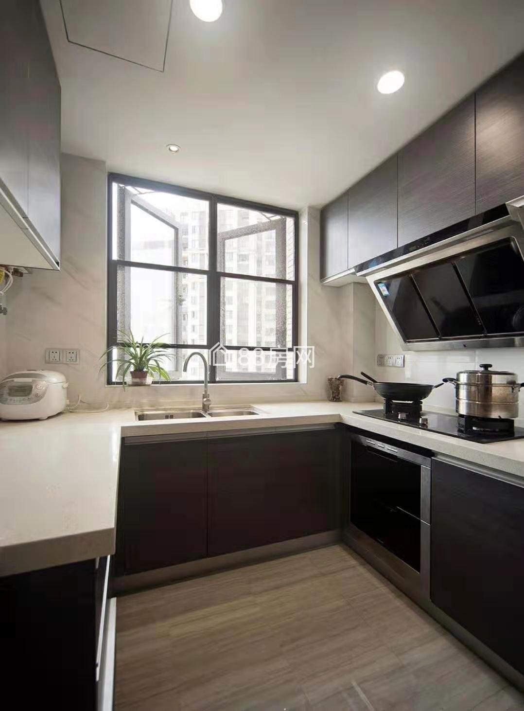 北欧风格三居室装修攻略,78平米的房子这样装才阔气!-鲁能泰山7号装修