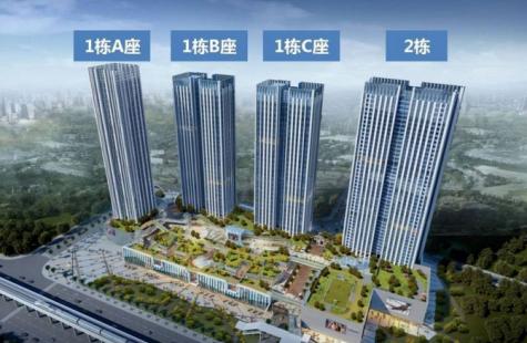 热门新房楼盘推荐-恒大城市之光