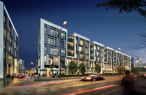 绿地U+未来中心公寓