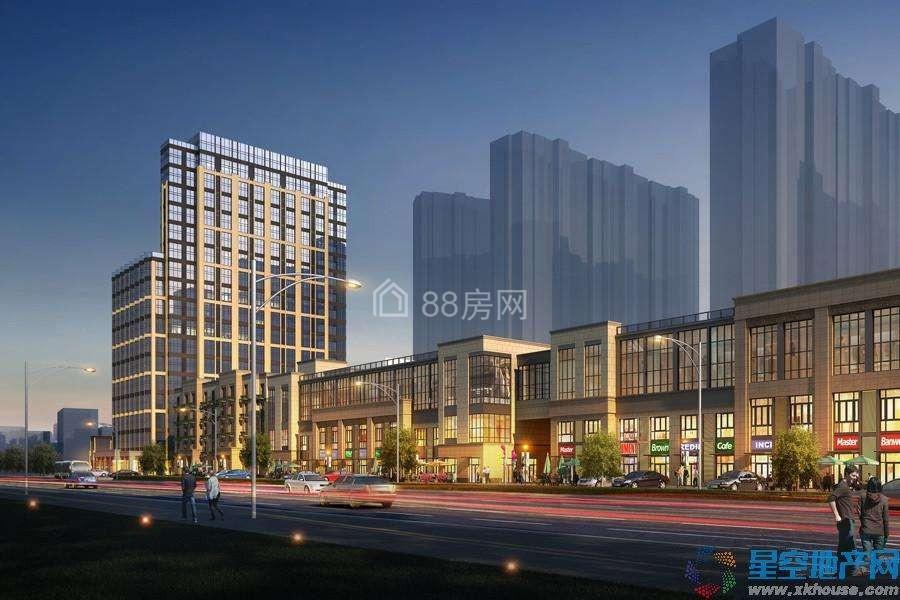 同济大学正门口 精装酒店式公寓 买一层送一层 85万