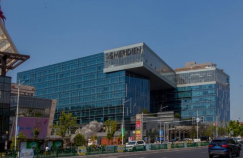 招商办公推荐-七宝宝龙城市广场写字楼