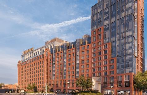 波士顿水景公寓Lovejoy Wharf