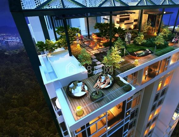 吉隆坡 Wangsa 9公寓