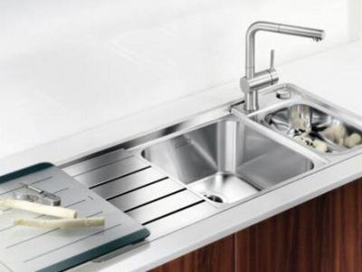 单槽与双槽优缺点有哪些 水槽选购技巧