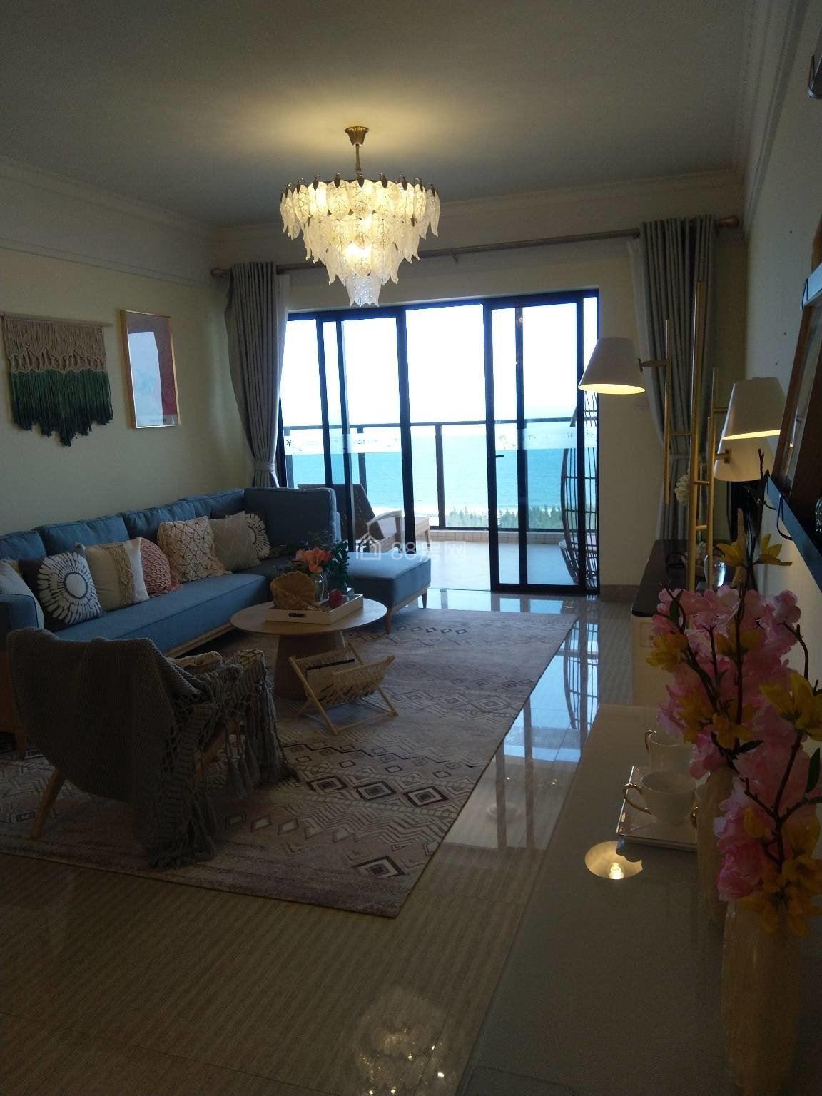 低调奢华海景房 优美风景 推窗即海 总价48万 折扣福利多多