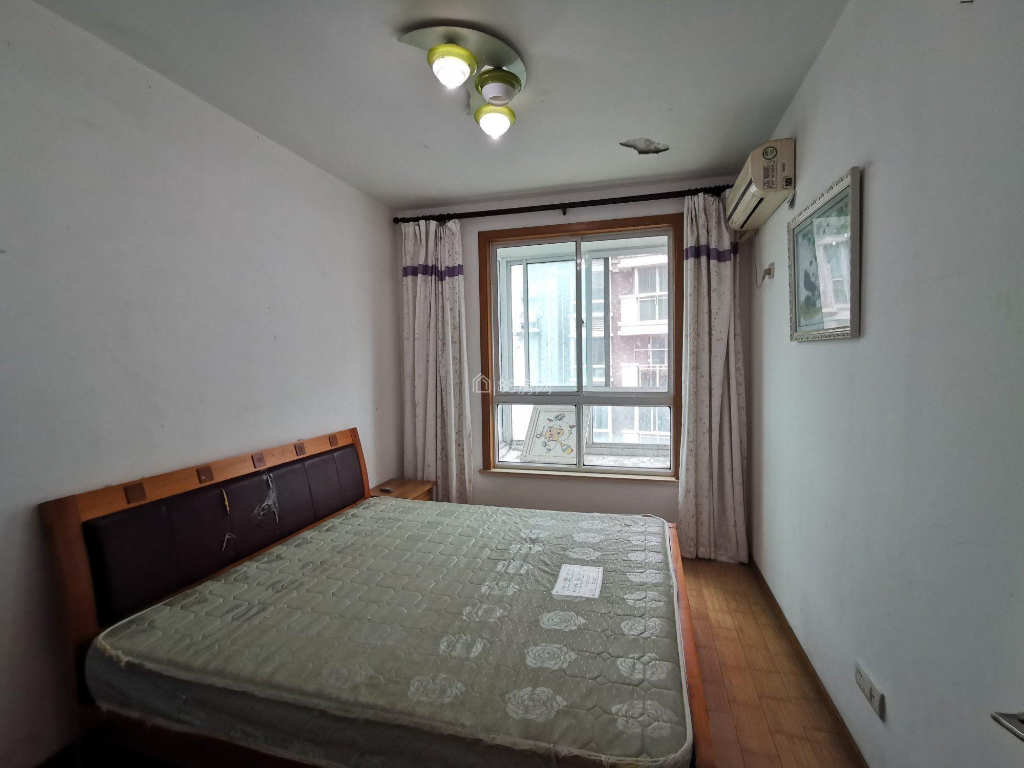 出租!国际学校旁常发香城名园,精装两房南北户型,好楼层好采光