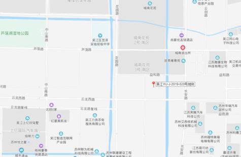 吴江WJ-J-2019-022号地块