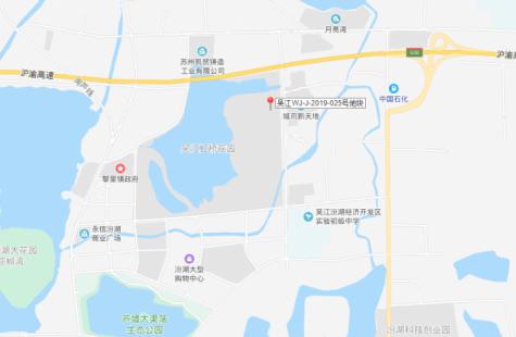 吴江WJ-J-2019-025号地块