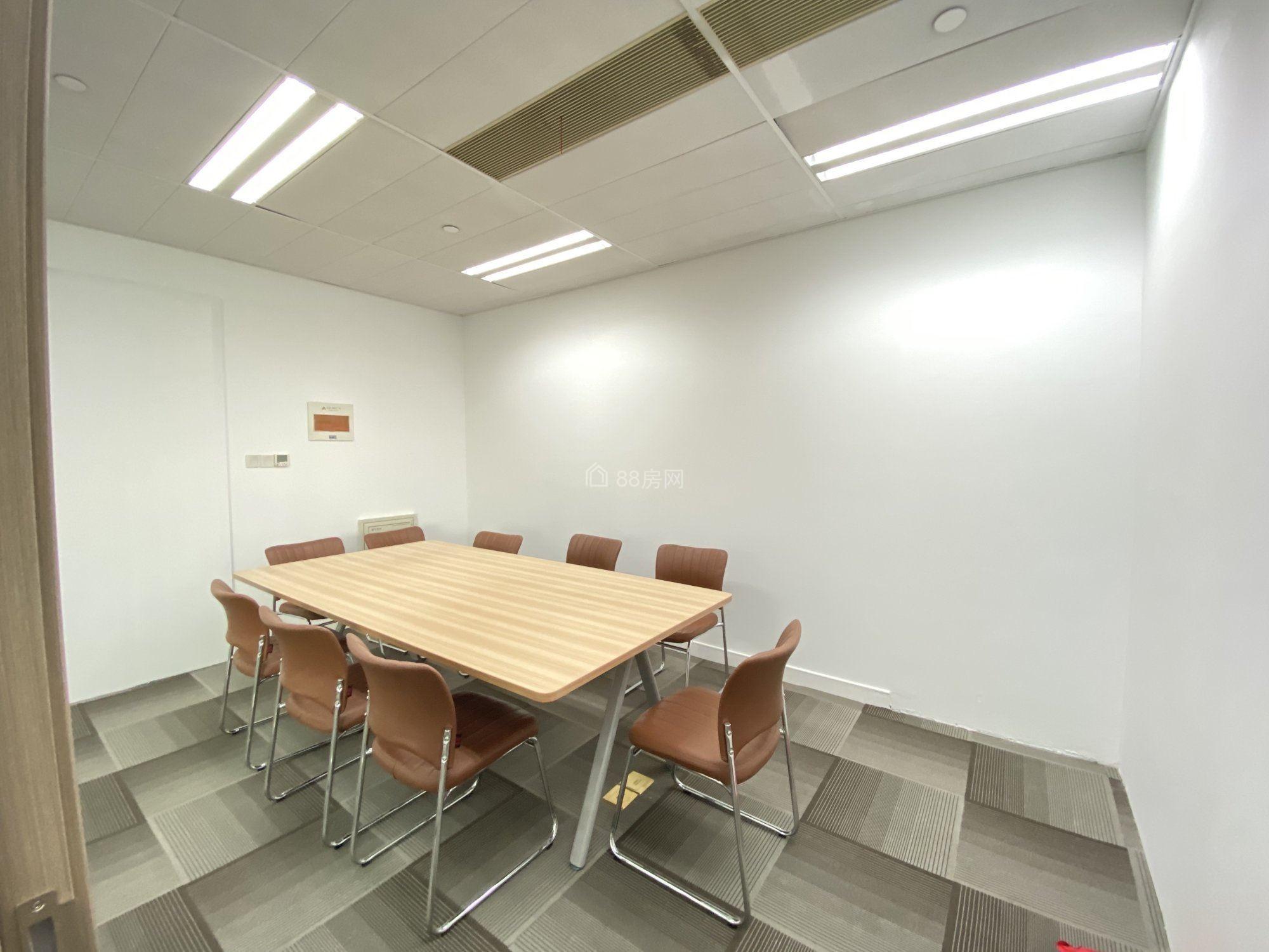 红豆国际东方广场~ 精装100至200平~隔断带家具车位充足