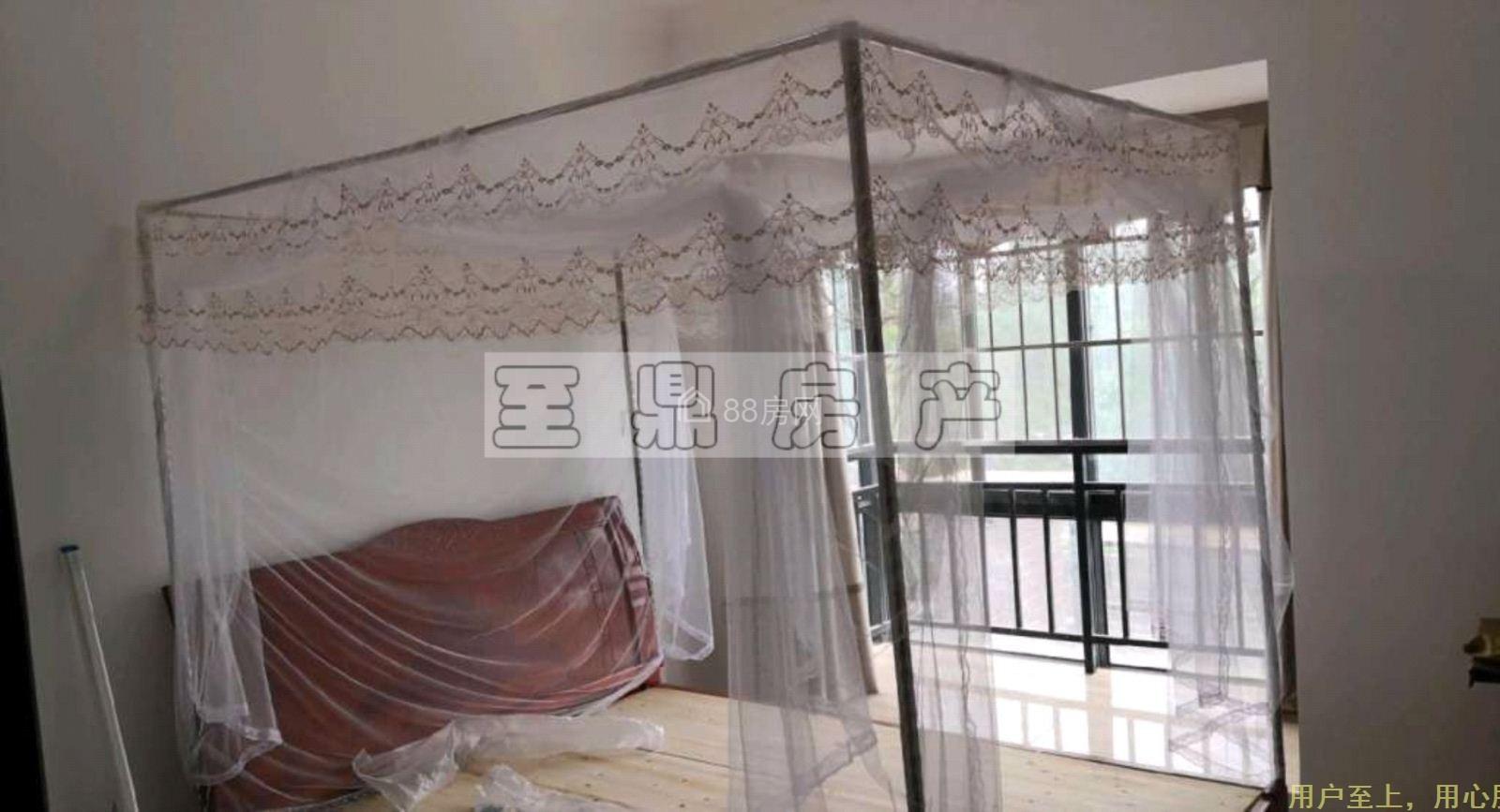广汇圣湖城 1850元 2室2厅1卫 普通装修小区安静,低价
