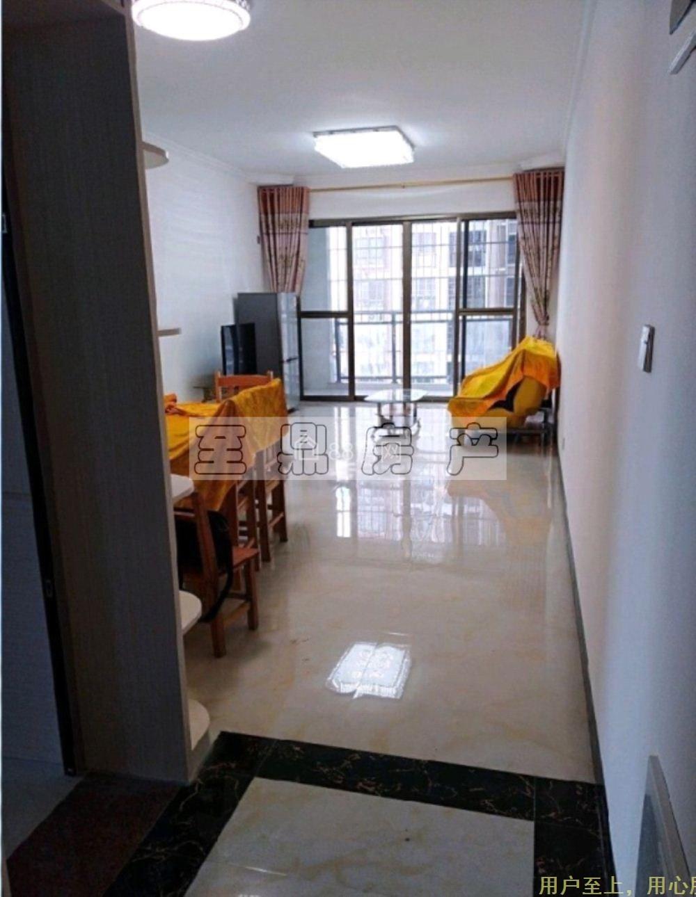 大宇康城 2200元 3室2厅2卫 中装,正规好房型出租