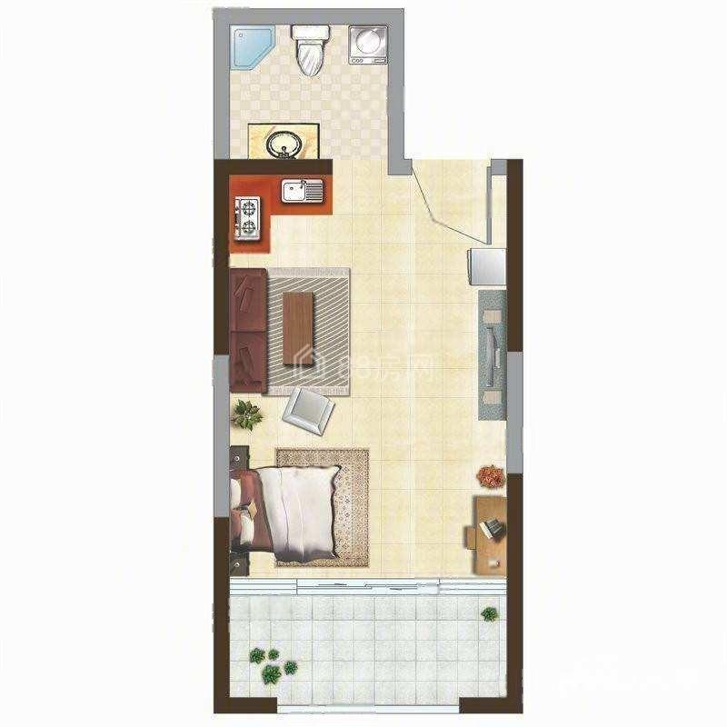 西乡固戍40万一套房子不限购70年