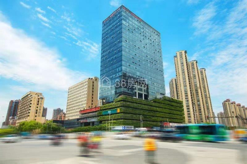 三号线地铁口三院站 凤凰大厦 北塘地标 可租可售 房源多