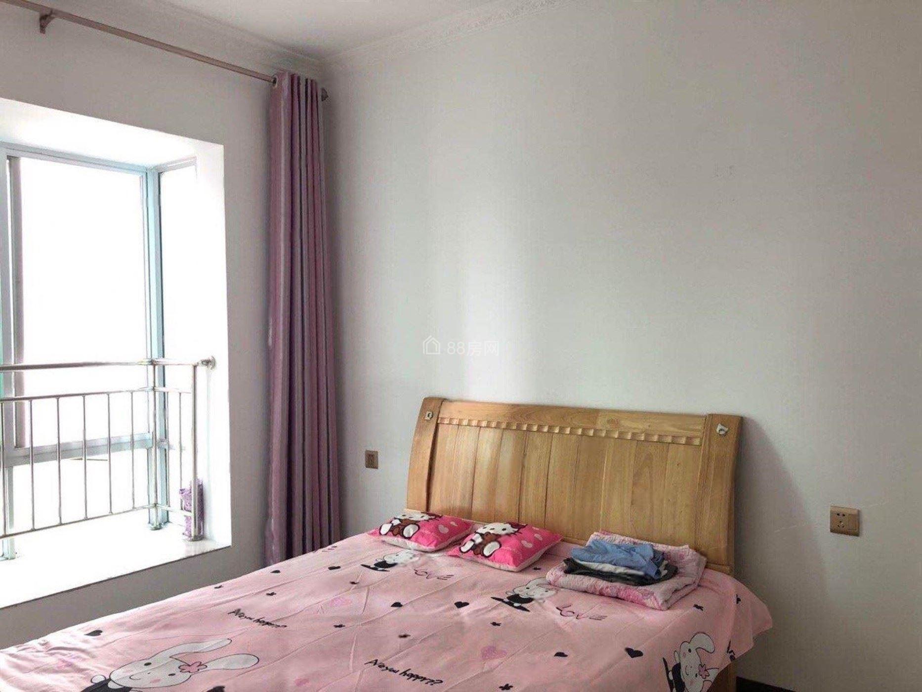 荣华国际新城 53万 3室2厅2卫 精装修你可以拥有,理想的
