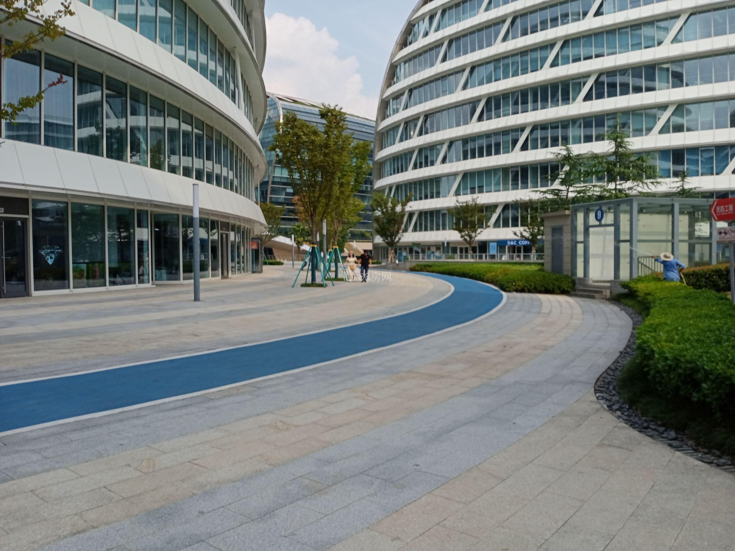 国家会展中心旁 绿地中心