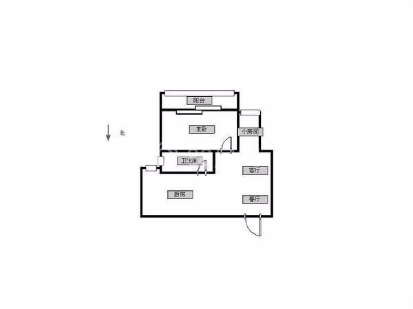 活力岛地铁口水韵花都家园精装一房带阳台近水漾花城繁花随时看