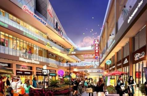 胥江湾商业广场