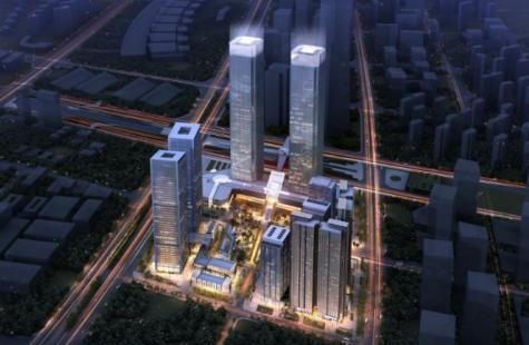 热门新房楼盘推荐-升龙汇金中心