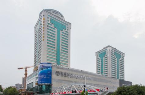 招商办公推荐-亚贸广场写字楼