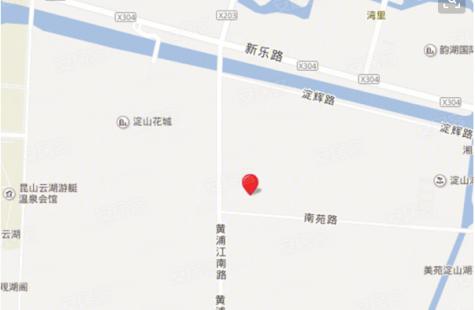 黄浦江路东侧南苑路北侧地块