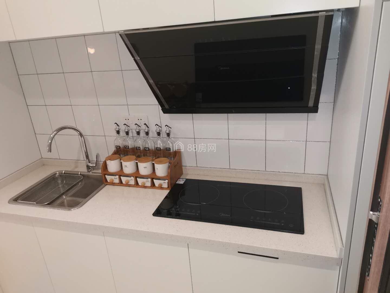 青阳公寓 直视横塘河公园 单价6900多起,环境好适合居家