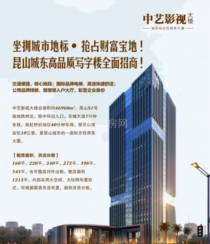 中艺影视大楼